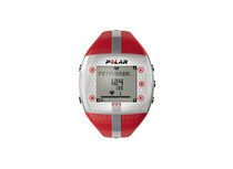 POLAR FT7F rouge argent